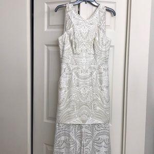 BcbgMaxAzria lace chic dress